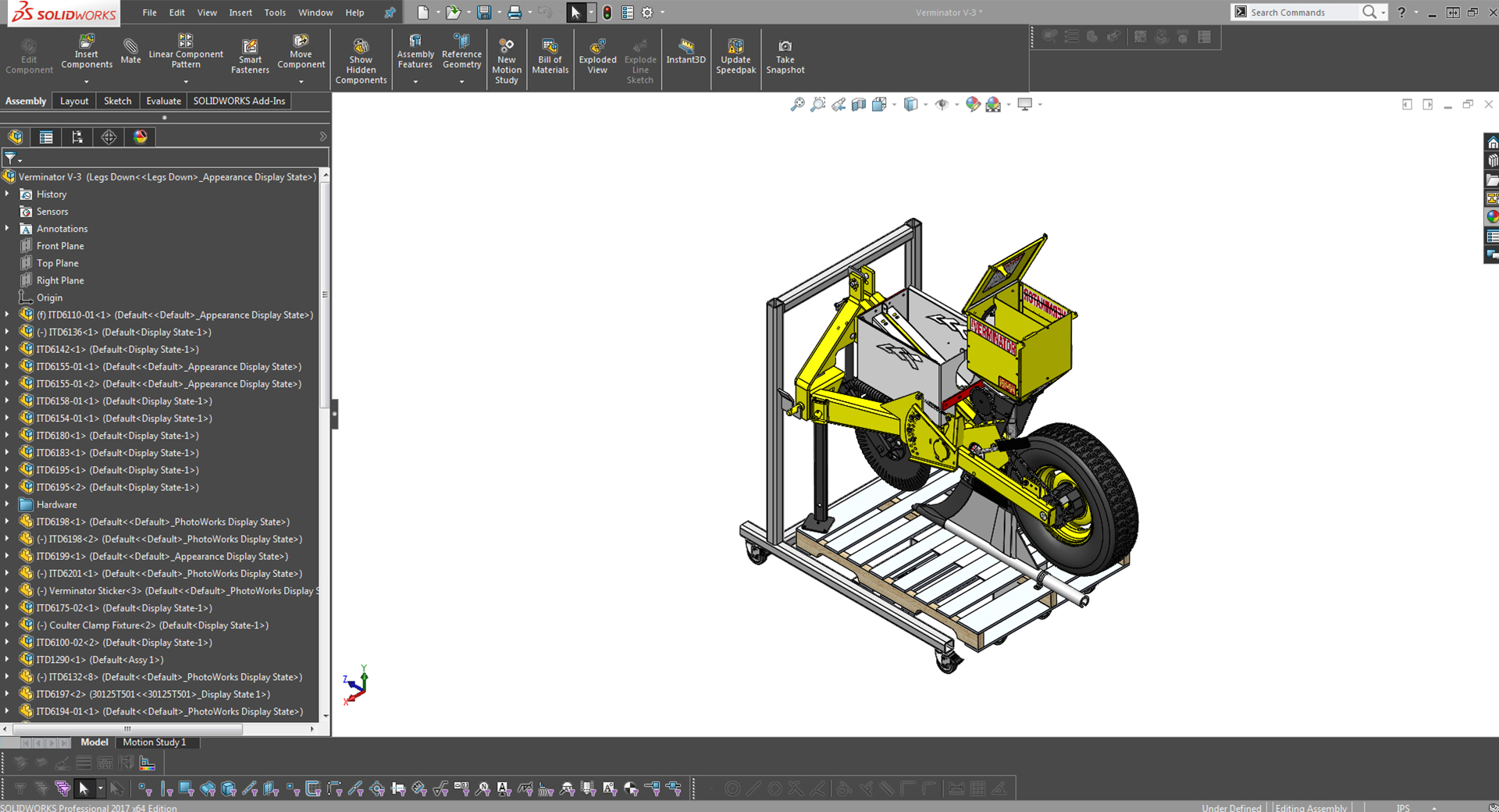 Solidworks Sample